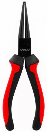 Круглогубцы VIRA 311042 6 двухкомпонентные ручки круглогубцы vira 6 311042