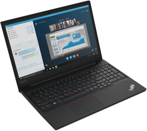 Ноутбук Lenovo ThinkPad Edge E590 15.6 1920x1080 Intel Core i5-8265U 1 Tb 8Gb Bluetooth 5.0 Intel UHD Graphics 620 черный DOS 20NB000WRT