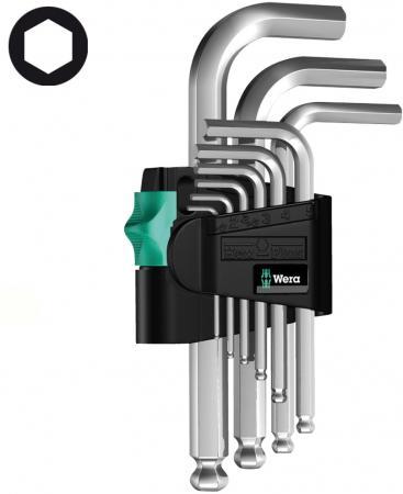 Ключ WERA (набор) WE-133163 Г-образный гаечный ключ wera we 073272