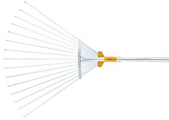 Грабли PALISAD 61787 веерные телескопические раздвижные luxe