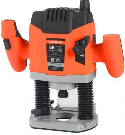 Фрезер электрический PATRIOT ER 130, 1300 Вт, цанги 6/8/12 мм фрезер электрический patriot er 180
