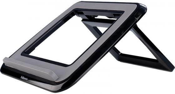 """цена Fellowes® I-Spire Series™, Подставка для ноутбука до 17"""" с регулировкой высоты, черная, шт онлайн в 2017 году"""