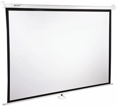 Фото - Экран настенно-потолочный BRAUBERG 236728 150 x 200 см angro x 14