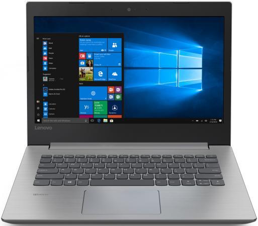 Купить Ноутбук Lenovo IdeaPad 330-14AST 14 1920x1080 AMD E-E2-9000 128 Gb 4Gb AMD Radeon R2 серый DOS 81D5006XRU