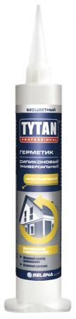 ГЕРМЕТИК СИЛИКОН. УНИВЕРСАЛЬНЫЙ БЕЛЫЙ 80 МЛ (10) TYTAN герметик силикон универсальный белый 80 мл 10 tytan