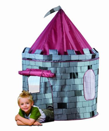 Игровой дом- палатка BestToys Рыцарский замок kidkraft рыцарский замок