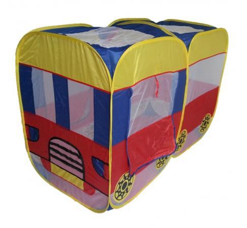Игровой домик BestToys Палатка-Автобус игровая палатка besttoys принцесса