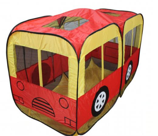 Палатка BestToys Палатка-автобус игровая палатка besttoys принцесса