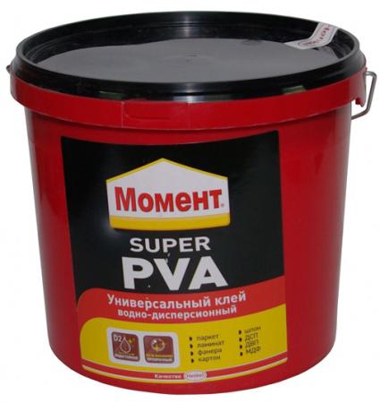Клей ПВА Henkel МОМЕНТ-СУПЕР ПВА — 778010 клей пва kapral v 10 бытовой 1кг
