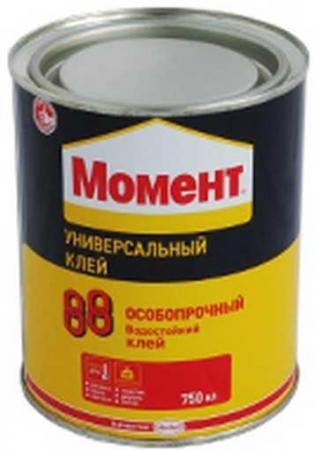 цена на КЛЕЙ МОМЕНТ-88 750 МЛ (1/6) ХЕНКЕЛЬ