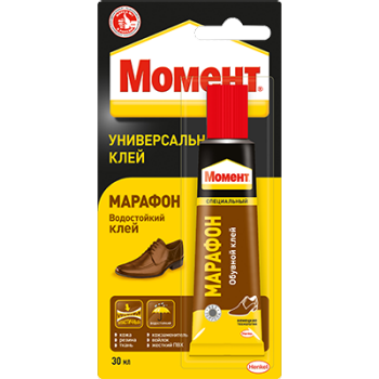 Клей моментальный Henkel Момент Марафон 30 гр.