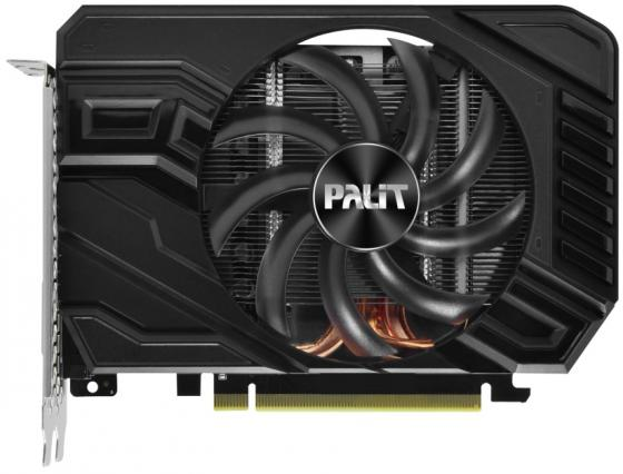 цена на Видеокарта Palit GeForce GTX 1660 StormX OC PCI-E 6144Mb GDDR5 192 Bit Retail NE51660S18J9-165F