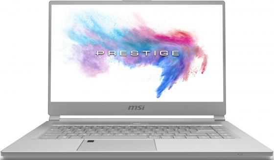 MSI P65 Creator 8SE-273RU 15.6(1920x1080 (матовый) IPS)/Intel Core i7 8750H(2.2Ghz)/16384Mb/512SSDGb/noDVD/Ext:nVidia GeForce RTX2060 Max-Q(6144Mb)/Cam/BT/WiFi/war 1y/1.88kg/silver/W10 msi p65 9sf 646ru creator серый