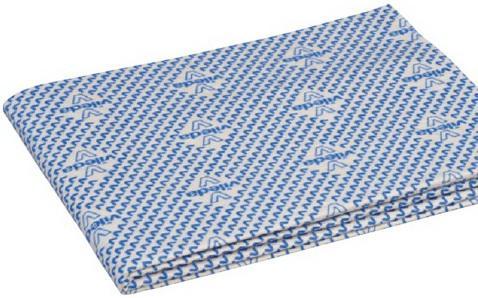 Тряпка для мытья пола VILEDA, комплект 5 шт., долговечная (хлопок, вискоза, полиэстер), 59х50 см, 113159