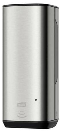 Диспенсер для жидкого мыла-пены TORK (Система S4) Image Design, 1 л, СЕНСОРНЫЙ, металлический, 460009 диспенсер для мыла axentia nero 131056 черный 300 мл