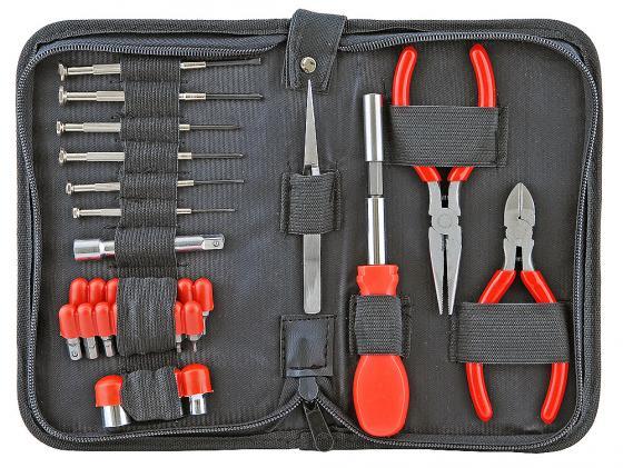 Набор инструментов Gembird TK-HOBBYC 31 предмет набор инструментов germbird tk hobby 31 пр