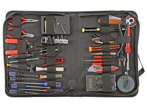Набор инструментов Gembird TK-SOLDER 28 предметов