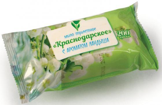Мыло твердое МЕРИДИАН Ландыш 200 гр цена
