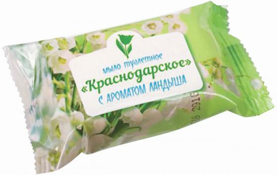 Мыло твердое МЕРИДИАН Краснодарское. Ландыш 75 гр цена