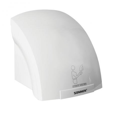 Сушилка для рук Sonnen HD-688 2000Вт белый сушилка для рук sonnen hd 298 1500вт белый 604193