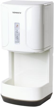Сушилка для рук Sonnen HD-222 1200Вт белый сушилка для рук sonnen hd 298 1500вт белый 604193