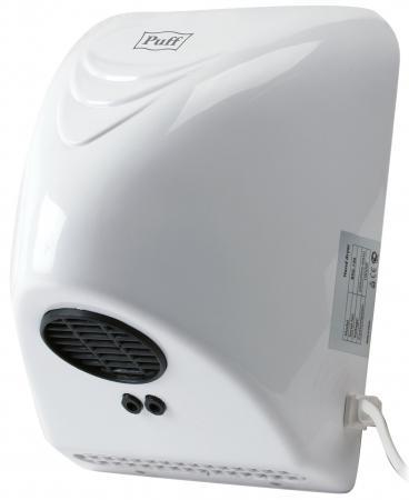 Сушилка для рук Puff PUFF-8814 800Вт белый 601418