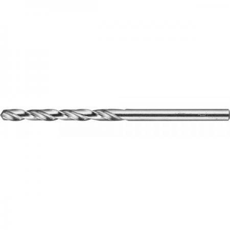 Сверло по металлу, класс А, сталь Р6М5, ЗУБР ЭКСПЕРТ 4-29625-070-3.6, d=3,6 мм сверло по металлу зубр эксперт 4 29625 080 4 4 класс а сталь р6м5 d 4 4 мм