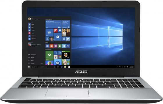 Ноутбук Asus VivoBook X555QA-DM332T A10 9620P/8Gb/SSD256Gb/AMD Radeon R5/15.6/FHD (1920x1080)/Windows 10/black/WiFi/BT/Cam ноутбук