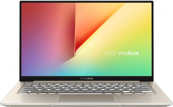 Ноутбук ASUS VivoBook S13 S330FN-EY001T 13.3 1920x1080 Intel Core i5-8265U 256 Gb 8Gb nVidia GeForce MX150 2048 Мб золотистый Windows 10 Home 90NB0KT2-M00580 ультрабук acer swift 3 sf314 54g 5797 14 1920x1080 intel core i5 8250u 256 gb 8gb nvidia geforce mx150 2048 мб серебристый windows 10 home nx gy0er 001