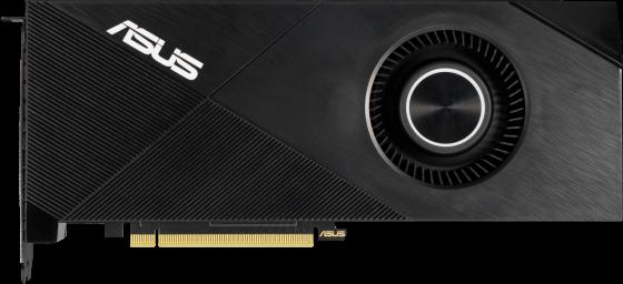 Видеокарта Asus PCI-E TURBO-RTX2070-8G-EVO nVidia GeForce RTX 2070 8192Mb 256bit GDDR6 1410/14000/HDMIx1/DPx2/Type-Cx1/HDCP Ret