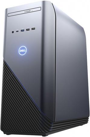 ПК Dell Inspiron 5680 MT i7 8700 (3.2)/16Gb/2Tb 7.2k/SSD128Gb/GTX1060 6Gb/DVDRW/Windows 10 Home 64/GbitEth/WiFi/460W/клавиатура/мышь/серебристый/черный пк dell inspiron 5680 mt i5 8400 2 8 8gb 1tb 7 2k ssd128gb gtx1060 6gb dvdrw windows 10 home 64 gbiteth wifi 460w клавиатура мышь серебристый черный