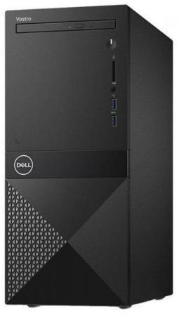 Системный блок DELL Vostro 3670 MT Intel Core i3 9100 4 Гб 1 Тб nVidia GeForce GT710 2048 Мб Windows Professional 10 3670-5437 системный блок dell optiplex 7050 mt