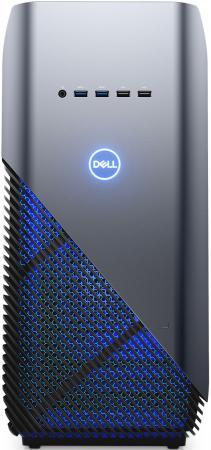 Купить ПК Dell Inspiron 5680 MT i7 8700 (3.2)/8Gb/1Tb 7.2k/SSD128Gb/GTX1060 6Gb/DVDRW/Windows 10 Home/GbitEth/WiFi/460W/клавиатура/мышь/серебристый/черный