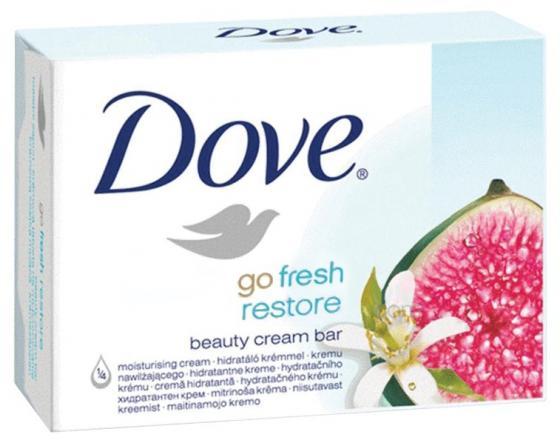 """Мыло твердое Dove """"Инжир и лепестки апельсина"""" 135 г"""