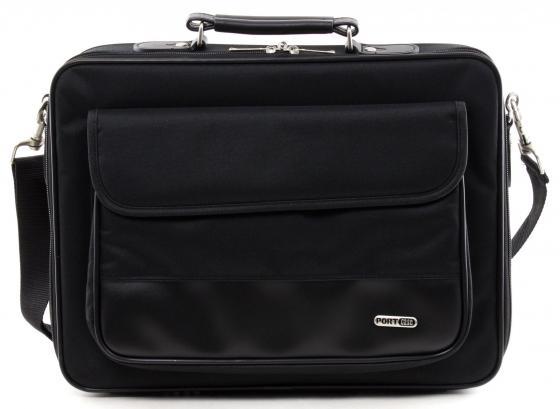 Сумка для ноутбука 15.6 Porto KCB-01 нейлон черный панно cerrol porto water and swan а 75x60 комплект