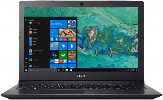 "Ноутбук Acer Aspire A315-41-R3XR 15.6"" 1366x768 AMD Ryzen 3-2200U 500 Gb 4Gb AMD Radeon Vega 3 Graphics черный Linux NX.GY9ER.028"