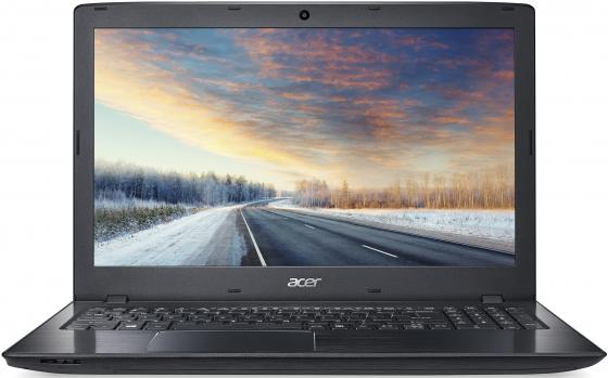 Ноутбук Acer TravelMate TMP259-MG-532V Core i5 6200U/4Gb/500Gb/DVD-RW/nVidia GeForce 940MX 2Gb/15.6/HD (1366x768)/Linux/black/WiFi/BT/Cam/2800mAh ого pc office intel core i5 8400 2 80ghz 4gb 500gb dvd rw 450w