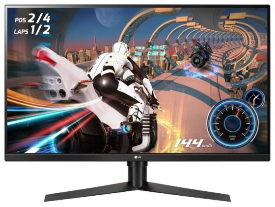 Монитор LG 31.5 Gaming 32GK650F-B черный VA LED 5ms 16:9 HDMI матовая HAS Pivot 3000:1 350cd 178гр/178гр 2560x1440 DisplayPort QHD 8.3кг монитор viewsonic 27 vp2768 4k черный ips led 5ms 16 9 hdmi матовая has pivot 20000000 1 300cd 178гр 178гр 3840x2160 displayport fhd usb 6 88кг