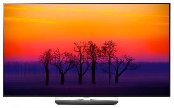 Телевизор LED 65 LG OLED65B8SLB черный серебристый 3840x2160 100 Гц Smart TV Wi-Fi RJ-45 WiDi Bluetooth телевизор lg 65 65sk9500pla черный
