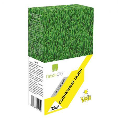 СЕМЕНА ГАЗОННОЙ ТРАВЫ НАСТОЯЩИЙ СОЛНЕЧНЫЙ 1 КГ (1/15) семена газонной травы настоящий спортивный 10 кг 1