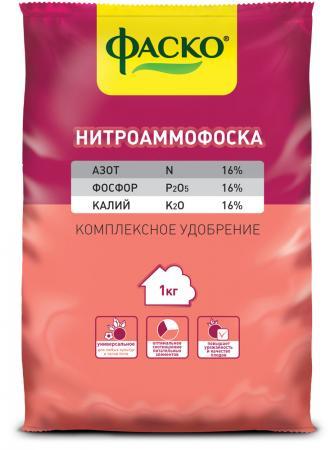 "НИТРОАММОФОСКА 1 КГ (25) ""ФАСКО"""