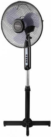 Вентилятор напольный Scarlett Comfort SC-SF111B16 35Вт скоростей:3 черный вентилятор scarlett sc 371 белый