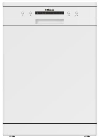 Посудомоечная машина Hansa ZWM616WH белый (полноразмерная)