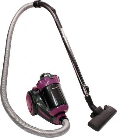 лучшая цена Пылесос Starwind SCV2030 2000Вт фиолетовый/черный