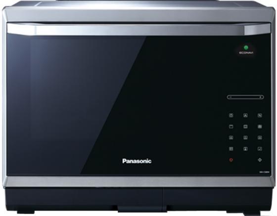 цена на Микроволновая печь Panasonic NN-CS894BZPE 1000 Вт чёрный