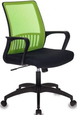 Кресло Бюрократ MC-201/SD/TW-11 спинка сетка салатовый TW-03A сиденье черный TW-11 кресло бюрократ mc 201 h dg tw 11 спинка сетка серый tw 04 сиденье черный