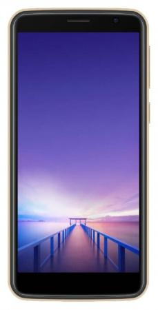 Смартфон ARK Wizard 2 золотистый 4.95 8 Гб Wi-Fi GPS 3G Bluetooth смартфон ark benefit s504 золотистый