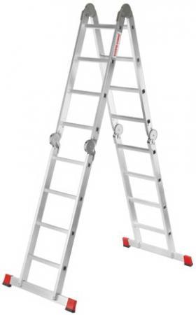 Лестница трансформер Новая высота 604404 4 ступени лестница трансформер новая высота 4х3