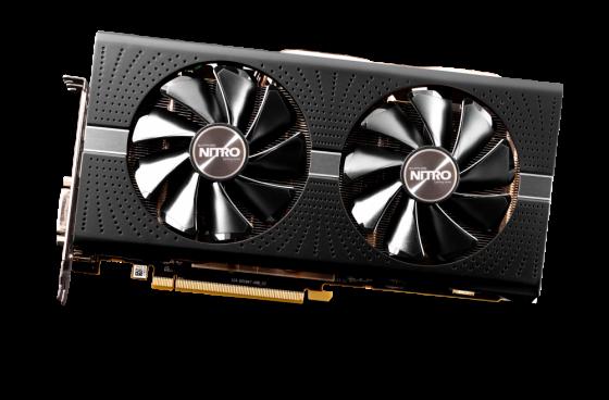 Видеокарта Sapphire Radeon RX 590 Nitro+ PCI-E 8192Mb GDDR5 256 Bit Retail 11289-05-20G sapphire radeon nitro rx 460 11257 02 20g 2048мб gddr5