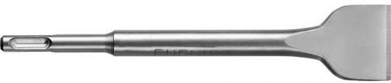 СИБИН SDS-plus Зубило плоское широкое 40 x 200 мм зубило messer широкое для перфоратора sds plus 40 x 250 мм